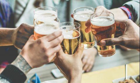 Какво става с тялото ви, ако пиете бира всеки ден