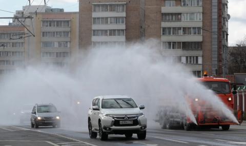Ето защо в Москва има толкова много заразени