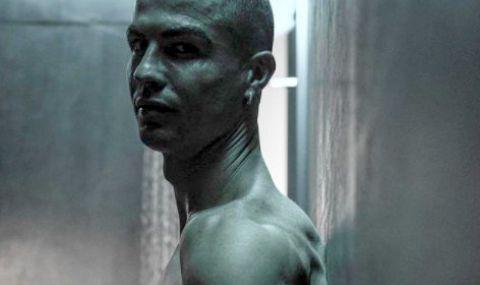 Кристиано Роналдо представи нова линия (ВИДЕО)