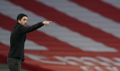 Артета: Бъдещето ми в Арсенал зависи от Лига Европа