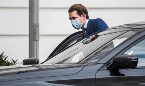 Австрия започва да облекчава карантинните мерки