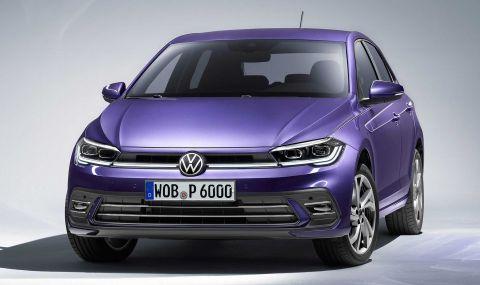 Обновеното Polo копира по нещо от всеки модел на Volkswagen - 6