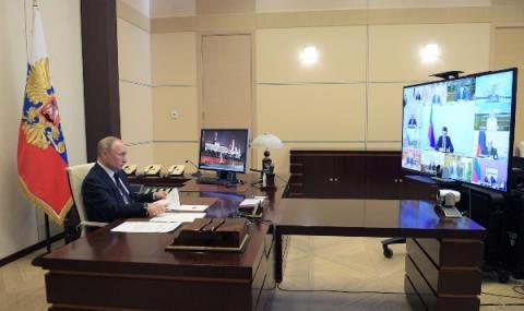 Путин: Не купувайте чуждестранни лимузини