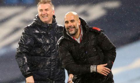Собствениците на Манчестър Сити мечтаят за атака с Меси и Холанд