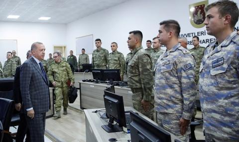 Турция: Може да не изпращаме войски в Либия, ако...