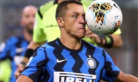 Алексис Санчес официално е играч на Интер