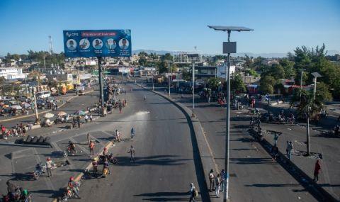 Опозицията в Хаити обяви временен президент