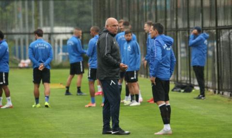 Георги Тодоров: Ейолфсон каза, че сме слаб отбор и ще напусне
