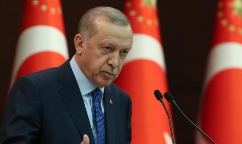 Ердоган: Нито една епидемия не е по-силна от Турция