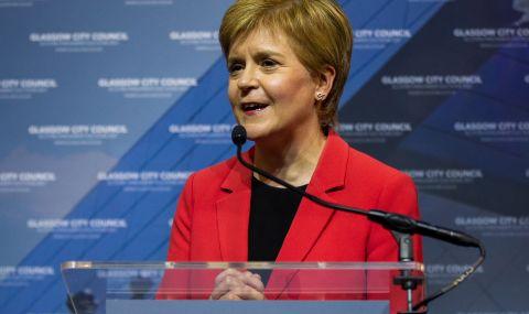 Шотландската национална партия победи