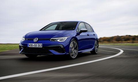 За 4х4 системата на новите спортни VW-та