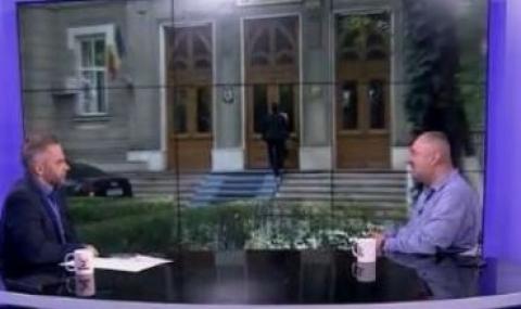 Ясен Тодоров: Които се страхуват от закона роптаят срещу Иван Гешев