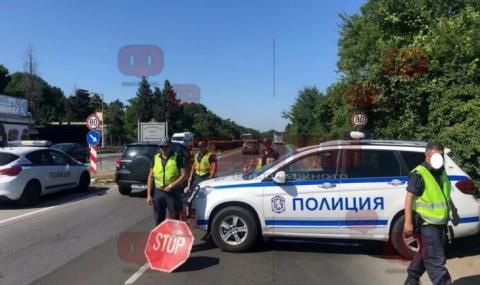 Мащабна издирвателна акция блокира Бургас