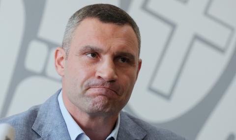 Новата власт уволни Кличко