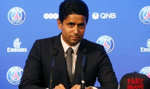 Обвиниха секретар на ФИФА, че е взел подкуп от президента на ПСЖ
