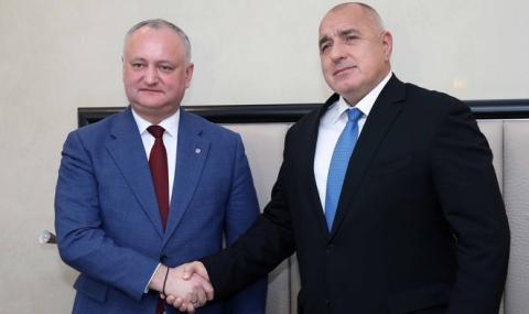 Имаме приоритетно партньорство с Молдова