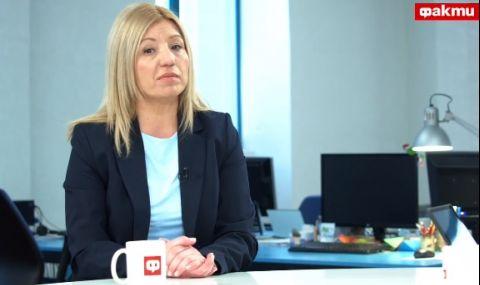 Цецка Бачкова: Икономиката е в будна кома, има огромен риск от повишаване на данъците (ВИДЕО)