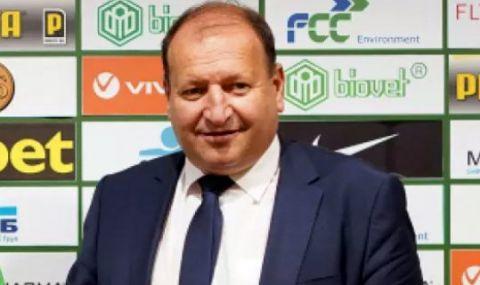 Караманджуков: Договорили сме се с Каляри за Десподов, остава да се разберем и с футболиста
