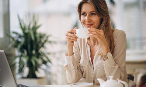 Депресирана журналистка откри заместител на кафето и се прероди
