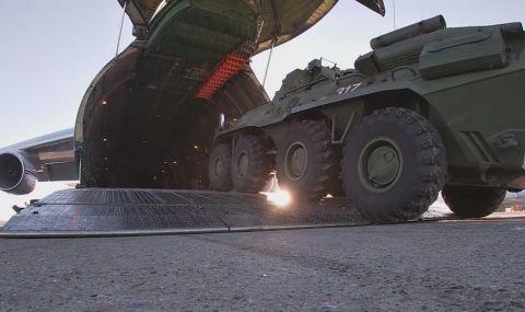 Русия изпрати още войници в Армения
