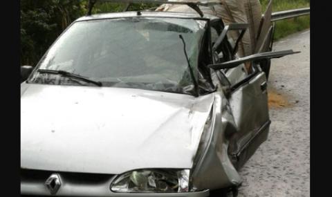 Тираджия уби шофьор на лек автомобил край Разлог и избяга