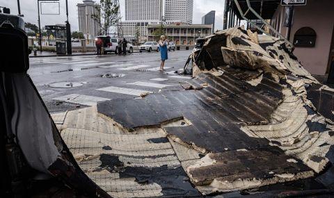 Загинали и ранени след срутване на магистрала в Мисисипи  - 1