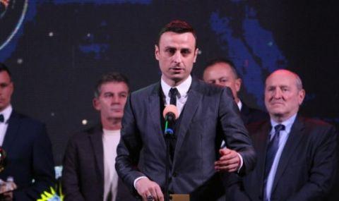 Бербатов с тайна среща за атаката на президентския пост в БФС