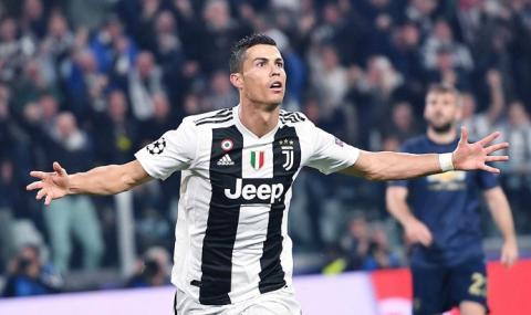 Ново страхотно признание за Кристиано Роналдо