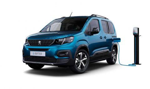 Peugeot представи електрическия Rifter - 5