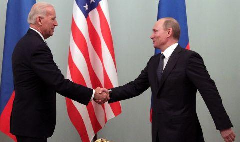 Путин предложи на Байдън да проведат открита дискусия