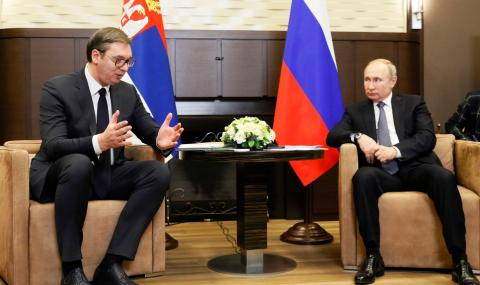Вучич: Путин ми каза да купя системите Панцир