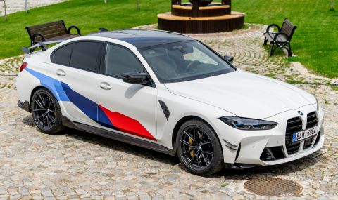Тествахме новото BMW M4 Competition - 11