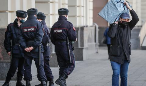 1667 заразени в Русия за ден