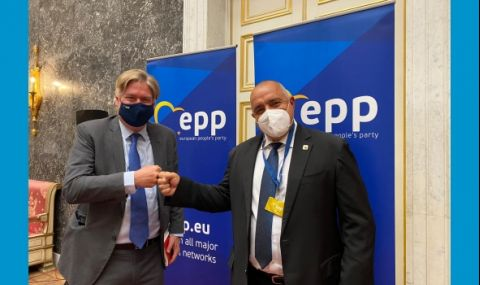 Борисов разговаря с генералния секретар на ЕНП Антонио Лопес