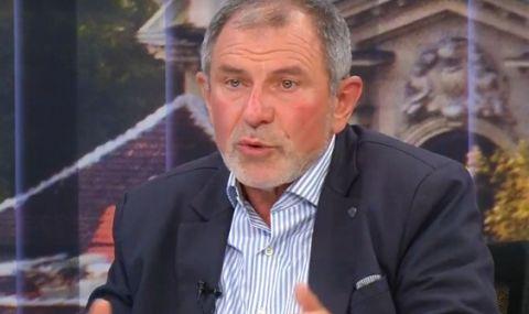 Методи Андреев: Мутрата от Банкя и Гешев трябва да влязат в затвора