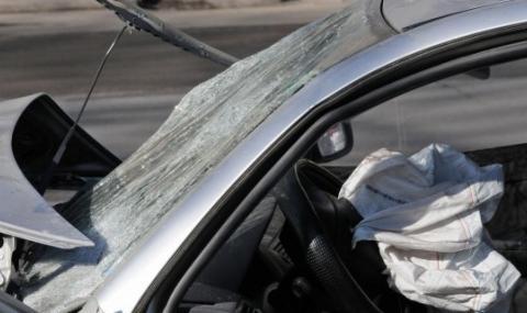 20-годишна загина зад волана след тежка катастрофа