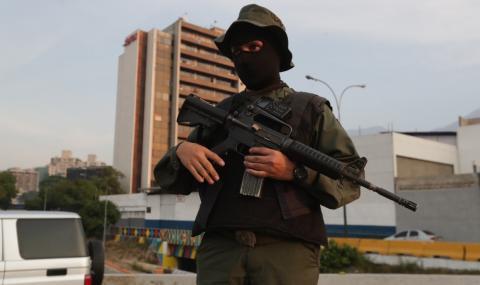 Във Венецуела е имало опит за преврат