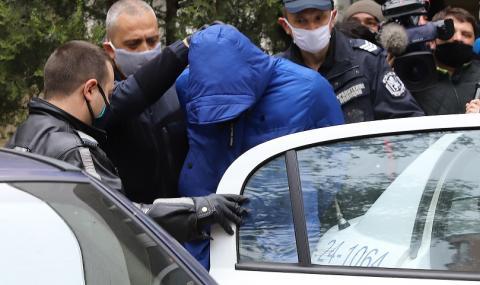 Кристиан Николов, който отне живота на Милен Цветков, остава в ареста
