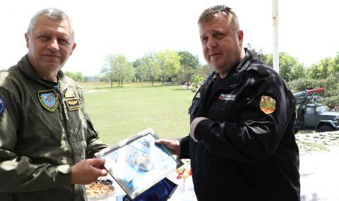 Каракачанов: ТЕРЕМ да поеме проекта за бойни машини