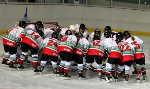 България разгроми Хонконг на хокей на лед