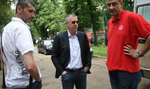 Бивш шеф в ЦСКА: Видях играч на Левски, който е заразен, да пуши наргиле в Студентски град