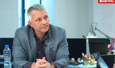 Хаджигенов: Полицията възстанови корупционния ред. Очаквам хората да побеснеят
