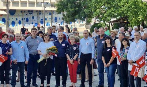 Нинова от Ботевград: Даваме решения на проблемите и сигурност в промяната