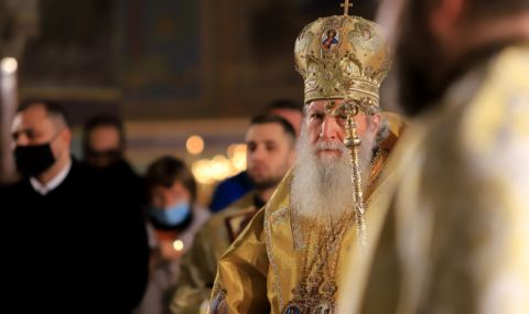 Патриарх Неофит: Прекрачваме прага на 2021 г. с нова надежда за България