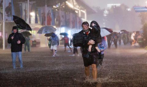 Най-малко седем души са загинали при наводненията в Ню Йорк - 1