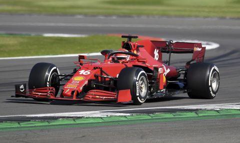 Пилотите на Ферари бият отбой - 1