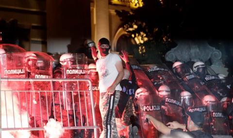 Украйна отрича участие на протестите при съседите