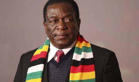 Последно сбогом с диктатора Мугабе (СНИМКИ)