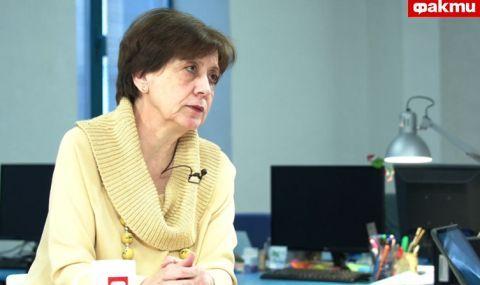 Ренета Инджова: Предсрочни избори или избори до дупка