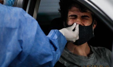 Рекорден брой заразени в Аржентина